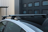 Dakdrager Tesla Model 3 perfecte pasvorm Wingbar Aluminium Zwart_11